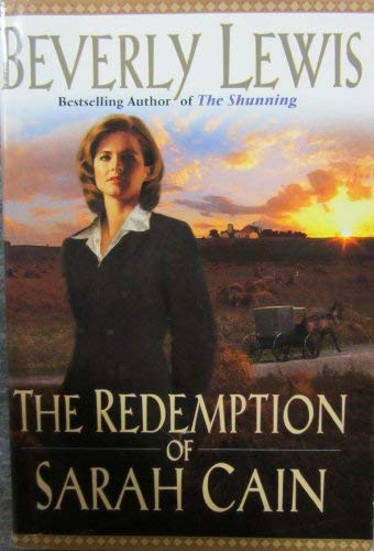 9780786231133: The Redemption of Sarah Cain (Thorndike Press Large Print Christian Romance Series)