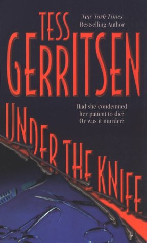9780786231331: Under the Knife (Thorndike Large Print Famous Authors Series)