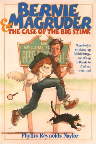 9780786231348: Bernie Magruder and the Case of the Big Stink