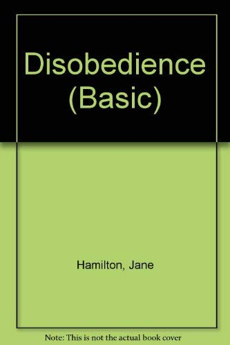 9780786231591: Disobedience