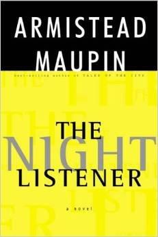 9780786231805: The Night Listener (Thorndike Press Large Print Americana Series)