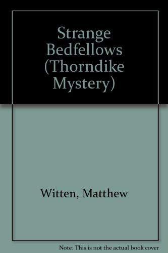 9780786232147: Strange Bedfellows: A Jacob Burns Mystery