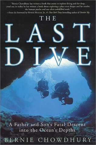 9780786233069: The Last Dive: A Father and Son's Fatal Descent into the Ocean's Depths (Thorndike Press Large Print Adventure Series)