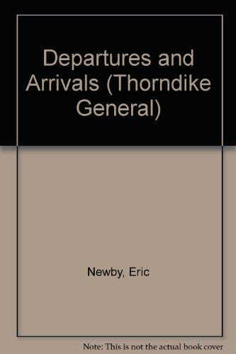 9780786233168: Departures and Arrivals (Thorndike General)