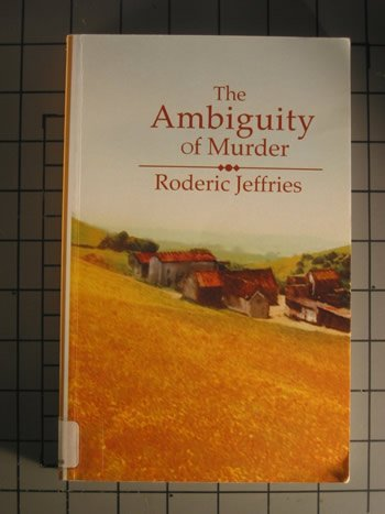 9780786233281: The Ambiguity of Murder (Thorndike General)