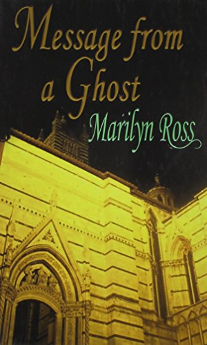 9780786233366: Message from a Ghost (Thorndike Press Large Print Romance Series)