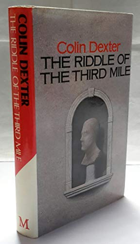 9780786233434: The Riddle of the Third Mile (An Inspector Morse Mystery)