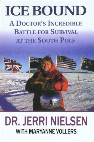 9780786233489: Ice Bound (Thorndike Adventure)