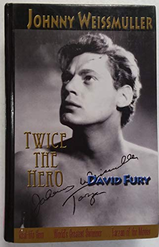 9780786233847: Johnny Weissmuller: Twice the Hero (Thorndike Press Large Print Biography Series)
