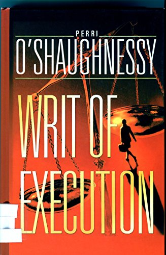 Writ of Execution (078623511X) by O'Shaughnessy, Perri