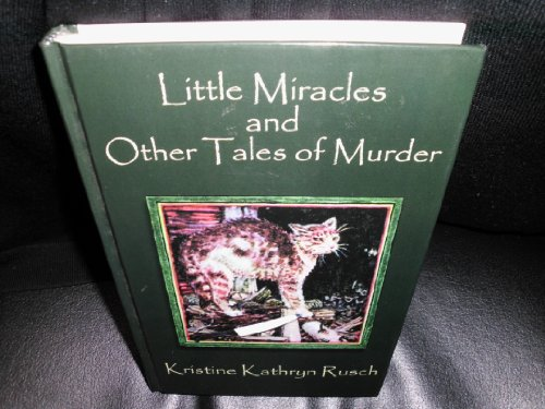 9780786235568: Little Miracles and Other Tales of Murder (Five Star First Edition Mystery Series)