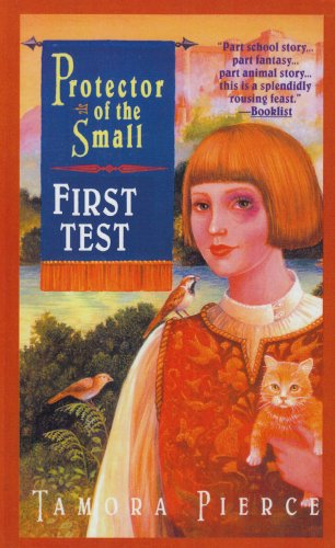 9780786236329: First Test (Thorndike Juvenile)