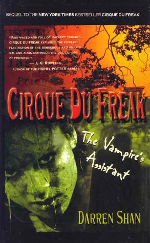 9780786237340: Cirque du Freak: The Vampire's Assistant