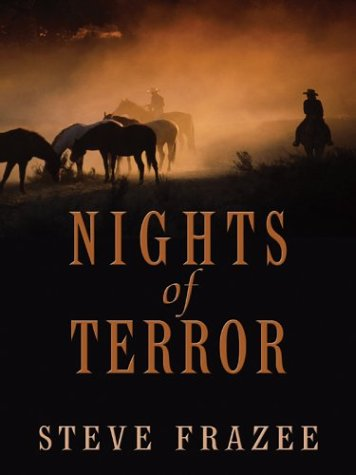 9780786237906: Nights of Terror: Western Stories (Five Star First Edition Western)