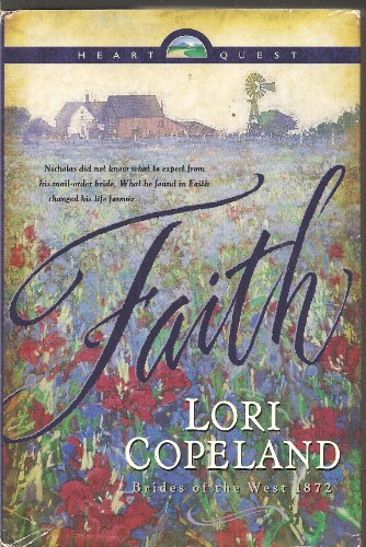 9780786238262: Faith (Thorndike Press Large Print Christian Romance Series)