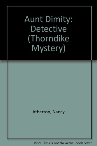 9780786238439: Aunt Dimity: Detective (Thorndike Mystery)