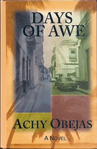 Days of Awe (Thorndike Women's Fiction): Obejas, Achy