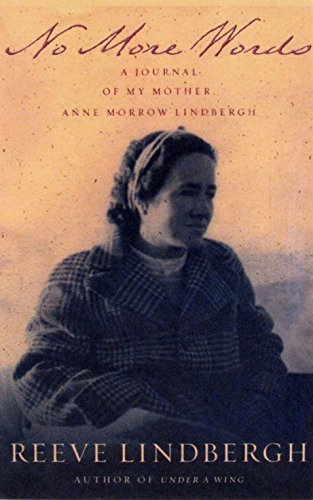 9780786238996: No More Words: A Journal of My Mother, Anne Morrow Lindbergh
