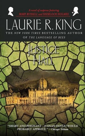 9780786239535: Justice Hall: A Mary Russell Novel
