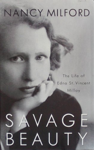 9780786239658: Savage Beauty: The Life of Edna St. Vincent Millay (Thorndike Press Large Print Biographies & Memoirs Series)