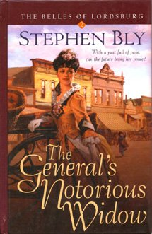 9780786240234: The General's Notorious Widow (Belles of Lordsburg #2)
