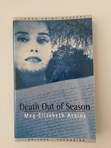 9780786241439: Death Out of Season (G. K. Hall Nightingale Series Edition)