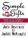9780786241507: Simple Gifts Four Heartwarming Christmas Stories