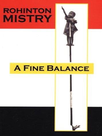 9780786241972: A Fine Balance