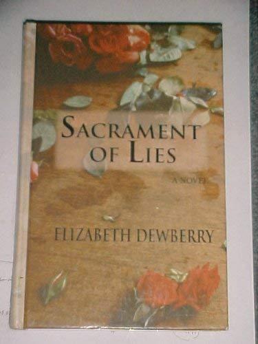9780786243013: Sacrament of Lies