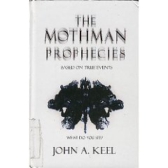 9780786243570: The Mothman Prophecies (Thorndike Press Large Print Americana Series)