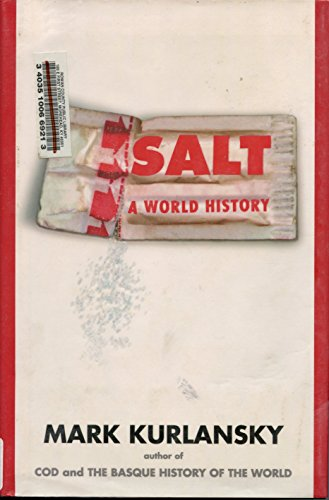 salt world history thesis 8 doc #2 - huan guan, han government official, discourses on salt and iron   here the evidence from a document is used to support the thesis/topic sentence.