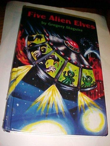 9780786244140: Five Alien Elves (Thorndike Juvenile)