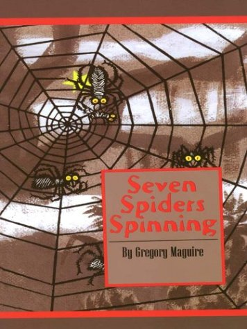9780786244195: Seven Spiders Spinning (Thorndike Press Large Print Juvenile Series)