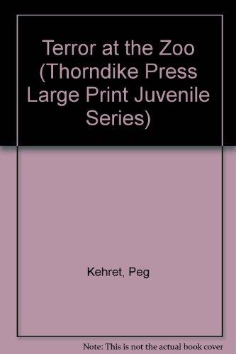 9780786245116: Terror at the Zoo (Thorndike Large Print Literacy Bridge Series)