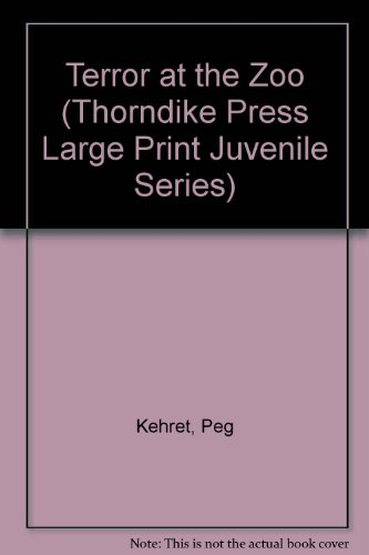 9780786245116: Terror at the Zoo (Thorndike Press Large Print Juvenile Series)