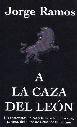 9780786245505: A LA Caza Del Leon