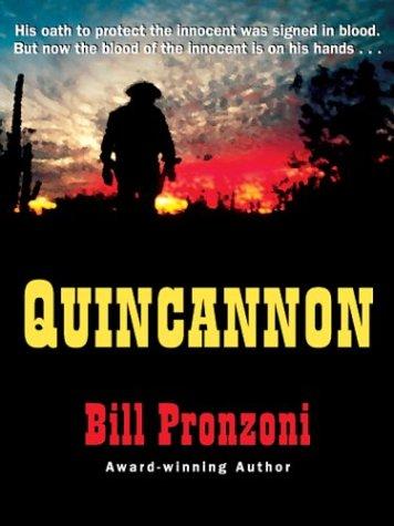 Quincannon: Pronzini, Bill
