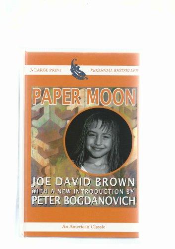 Paper Moon: Brown, Joe David