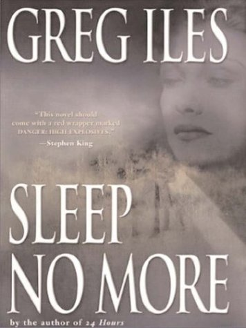 9780786246922: Sleep No More (Thorndike Americana)