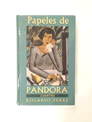 9780786247035: Papeles De Pandora (Thorndike Spanish)