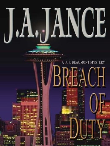 9780786247585: Breach of Duty: A J.P. Beaumont Mystery