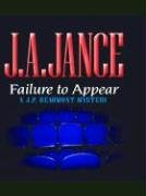 9780786247608: Failure to Appear (Thorndike Famous Authors)