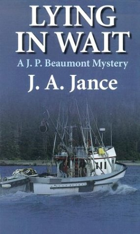 9780786247622: Lying in Wait: A J.P. Beaumont Mystery