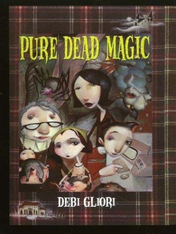 9780786248698: Pure Dead Magic (Thorndike Large Print Literacy Bridge Series)