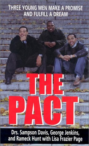 9780786248896: The Pact: Three Young Men Make a Promise and Fulfill a Dream (Thorndike African-American)