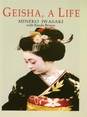 9780786251582: Geisha, a Life (Thorndike Press Large Print Biography Series)