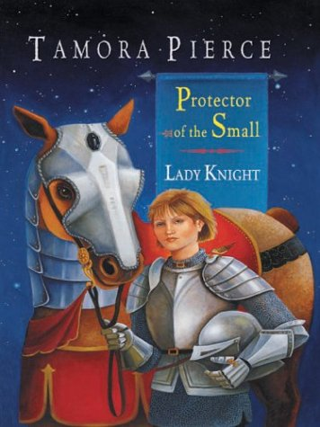 9780786252176: Lady Knight (The Protector of the Small)