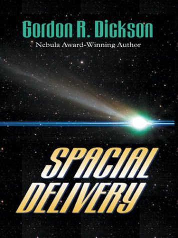 9780786252213: Spacial Delivery (Thorndike Press Large Print Science Fiction Series)