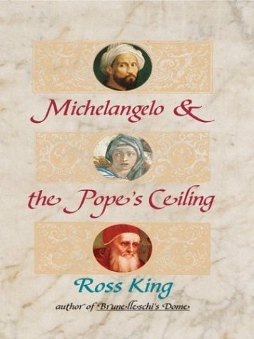 9780786253302: Michelangelo & the Pope's Ceiling (Thorndike Press Large Print Basic Series)