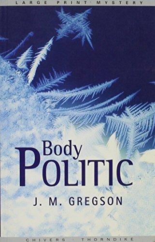 Body Politic (G. K. Hall Nightingale Series: J. M. Gregson